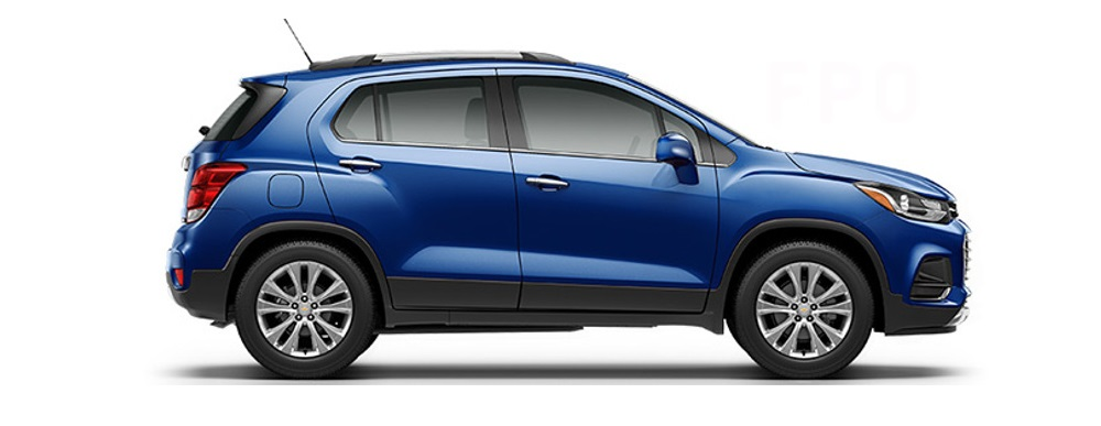 2017 Chevy Trax Profile