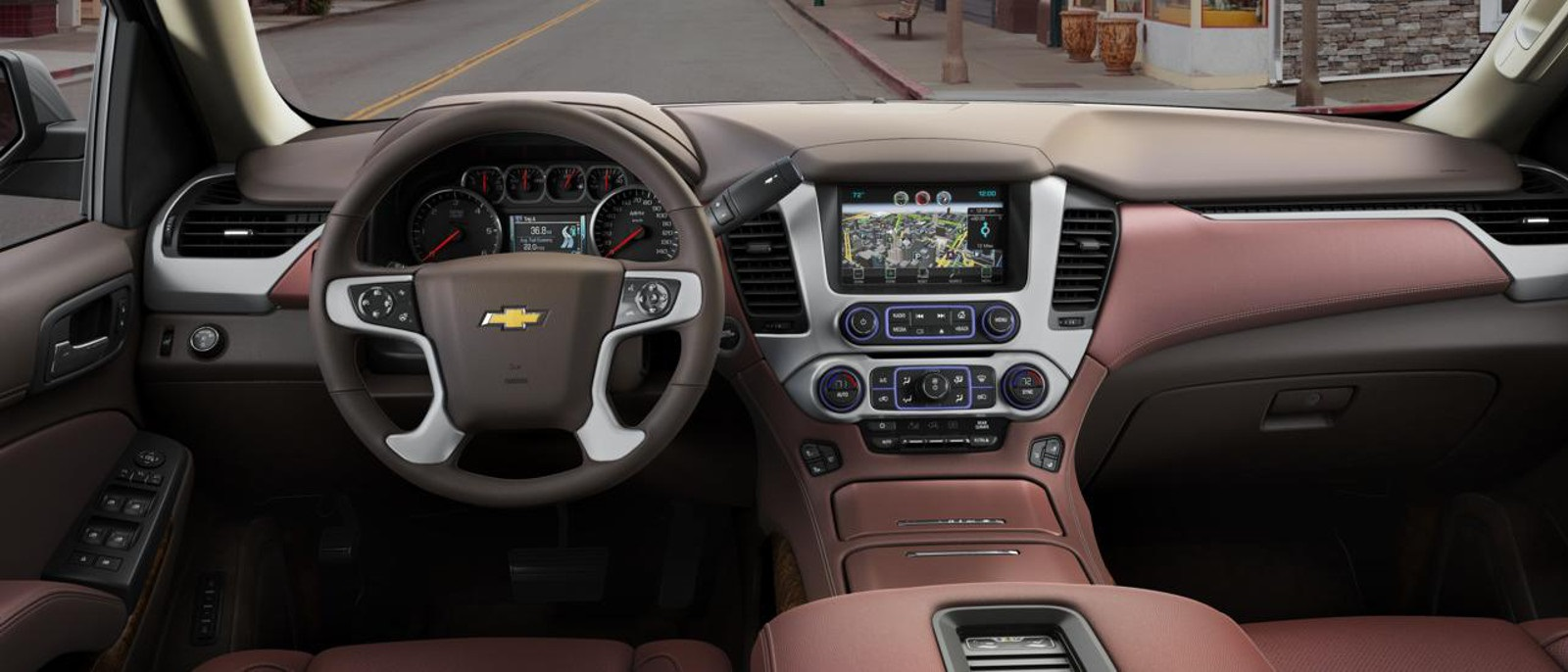 2017 Chevy Tahoe Interior Colors