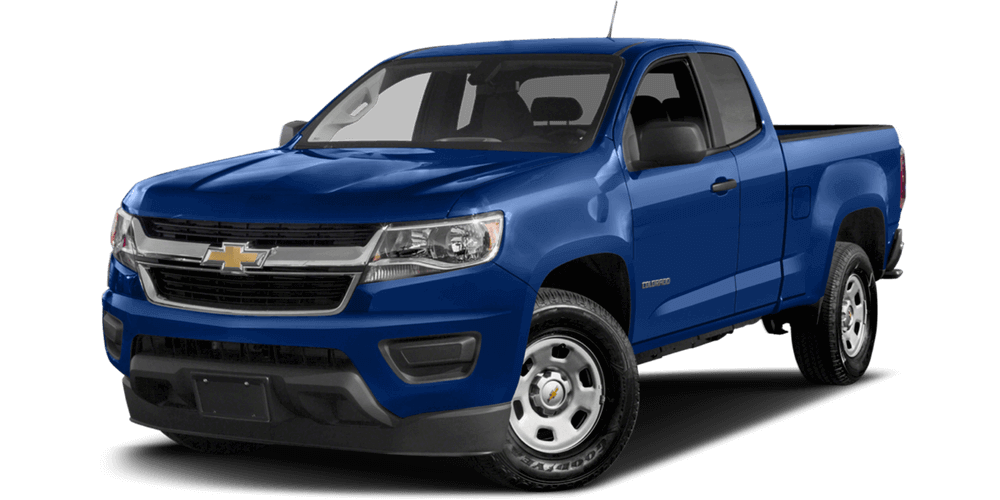 2017 Colorado Extended Cab 4WD LT