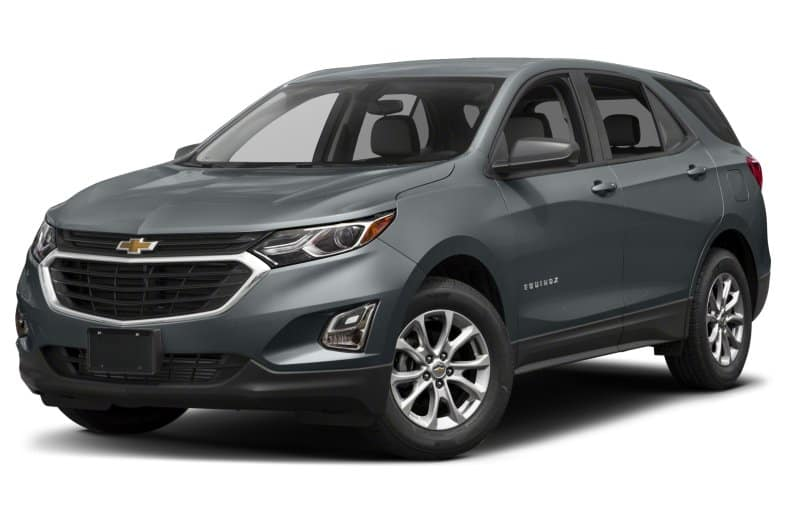 2018 Chevy Equinox AWD LT