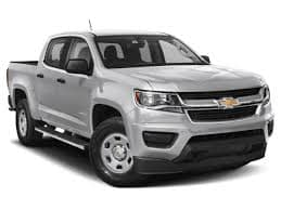 2020 Chevy Colorado 4WD Crew Cab WT
