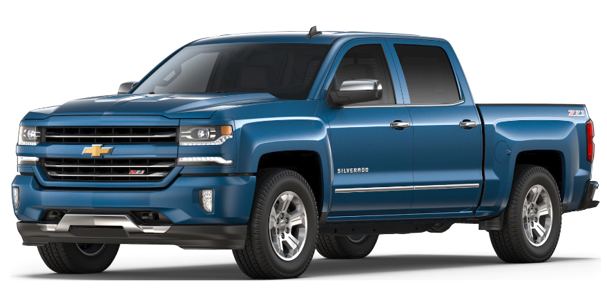 2017 Chevy Silverado Dealer for Nashua, NH and Lawrence, MA