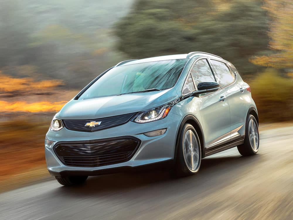 2019 Chevy Bolt EV LT