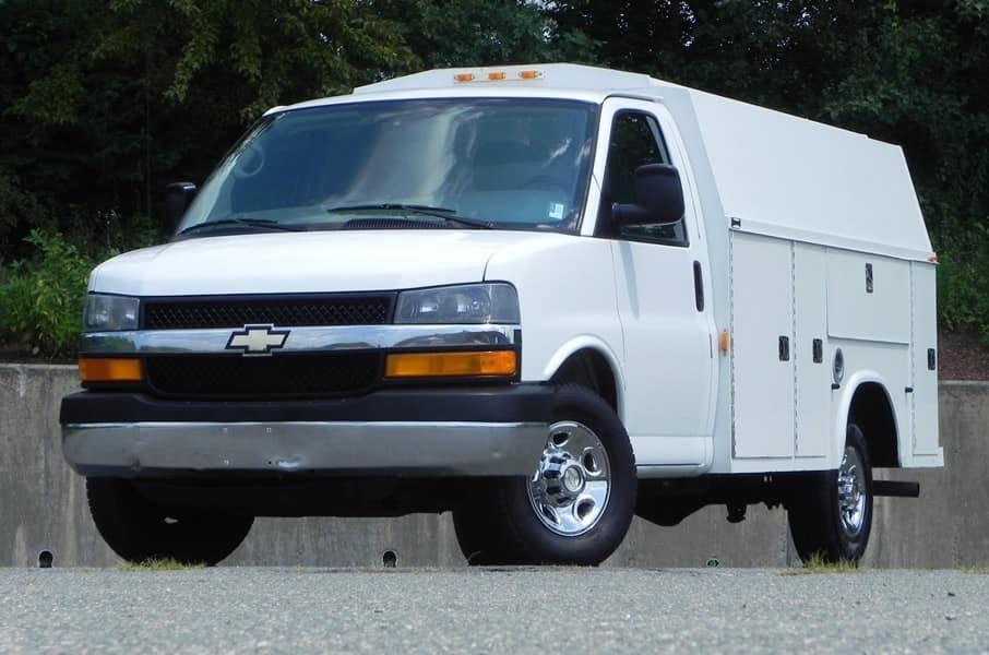 2018 Chevrolet Express Cutaway