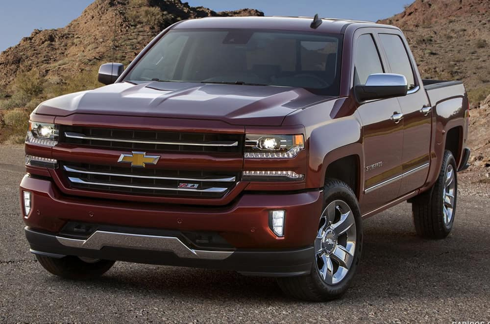 2019 Chevy Silverado 1500 Double Cab 4WD Custom LD