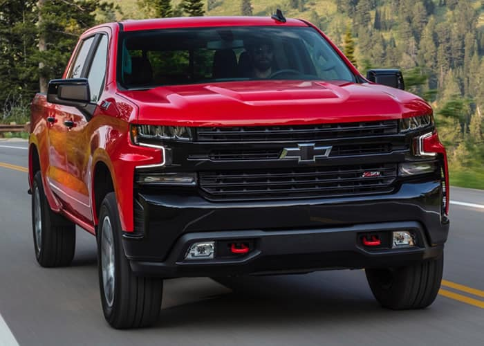 All New 2019 Chevrolet Silverado 1500 Lease Deals Specials In Ma