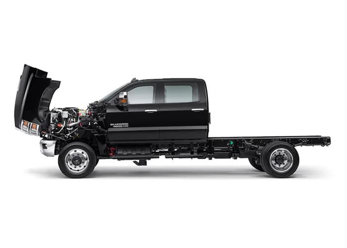 Chevy 5500 Hd >> New 2019 Chevy Silverado Medium Duty 4500hd 5500hd 6500hd Boston