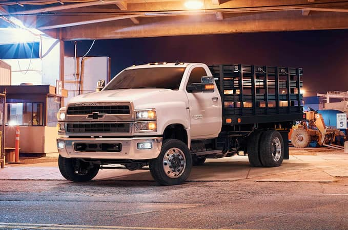 2019 Chevy Silverado Medium Duty