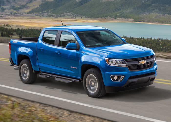 2019 Chevy Colorado 4WD Crew Cab WT
