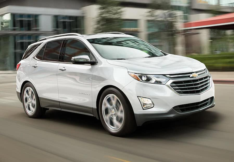 2019 Chevy Equinox AWD LT