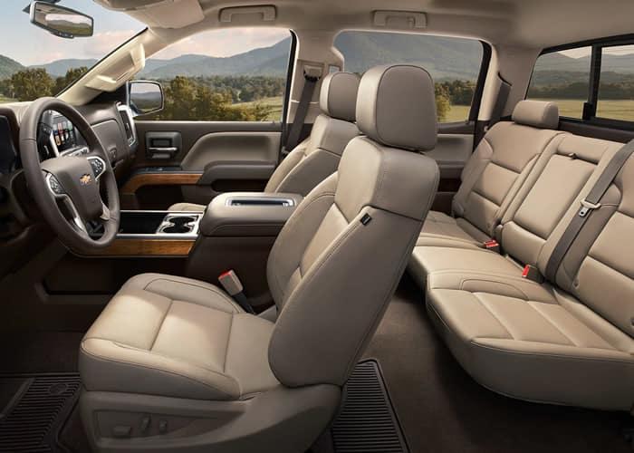 2019 Chevrolet Silverado HD