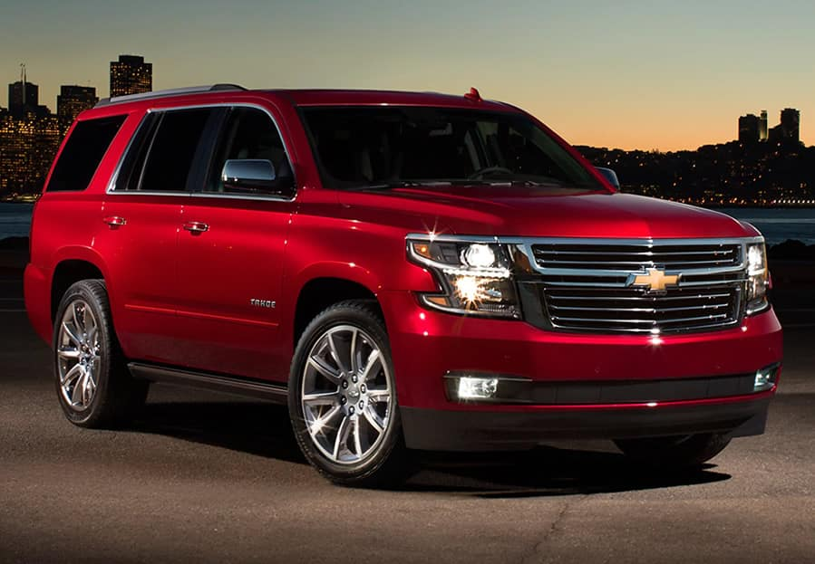 2019 Chevy Tahoe 4WD