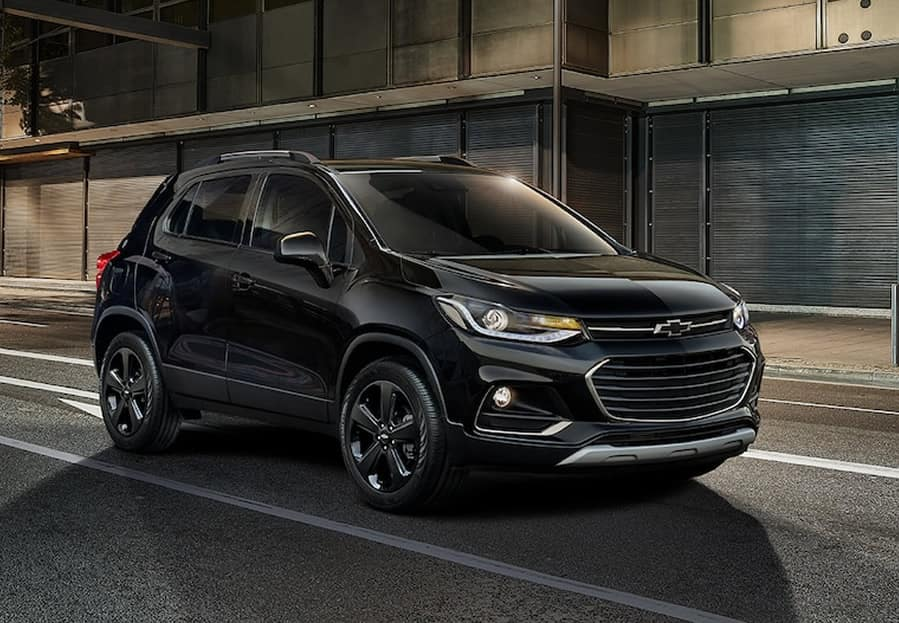 2019 Chevy Trax AWD