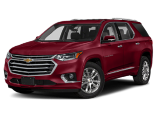 2020 Chevy Traverse AWD LS