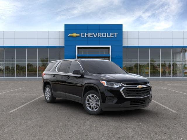 2021 Chevy Traverse LS AWD