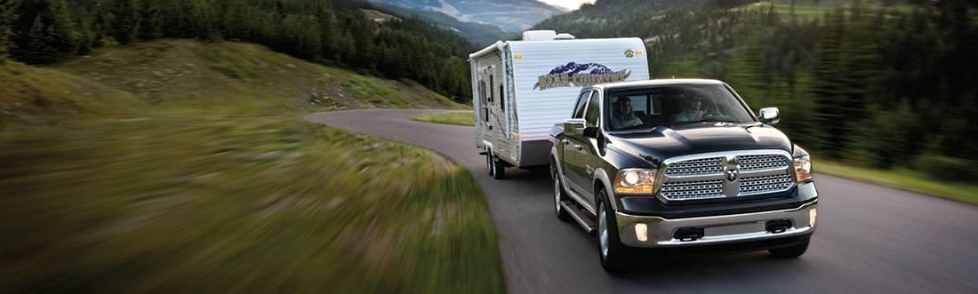 The Impressive Towing Capabilities Of The 2017 Ram 1500