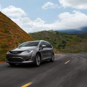 2018 Chrysler Pacifica Laurentian Chrysler Sudbury