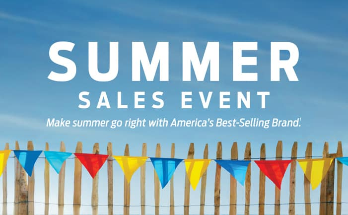 Ford Summer Sales Event