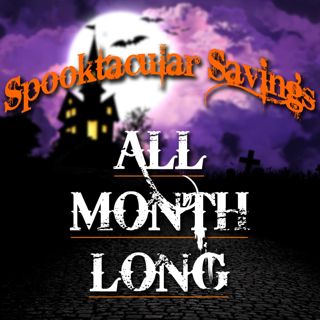 2018 October Spooktacular Savings Mobile Billboard