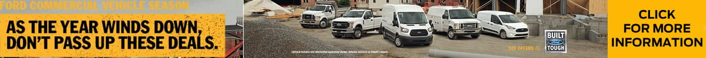 Commercial Season at Lebanon Ford