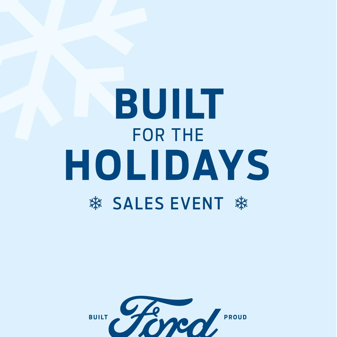 Built For The Holidays Mobile Billboard