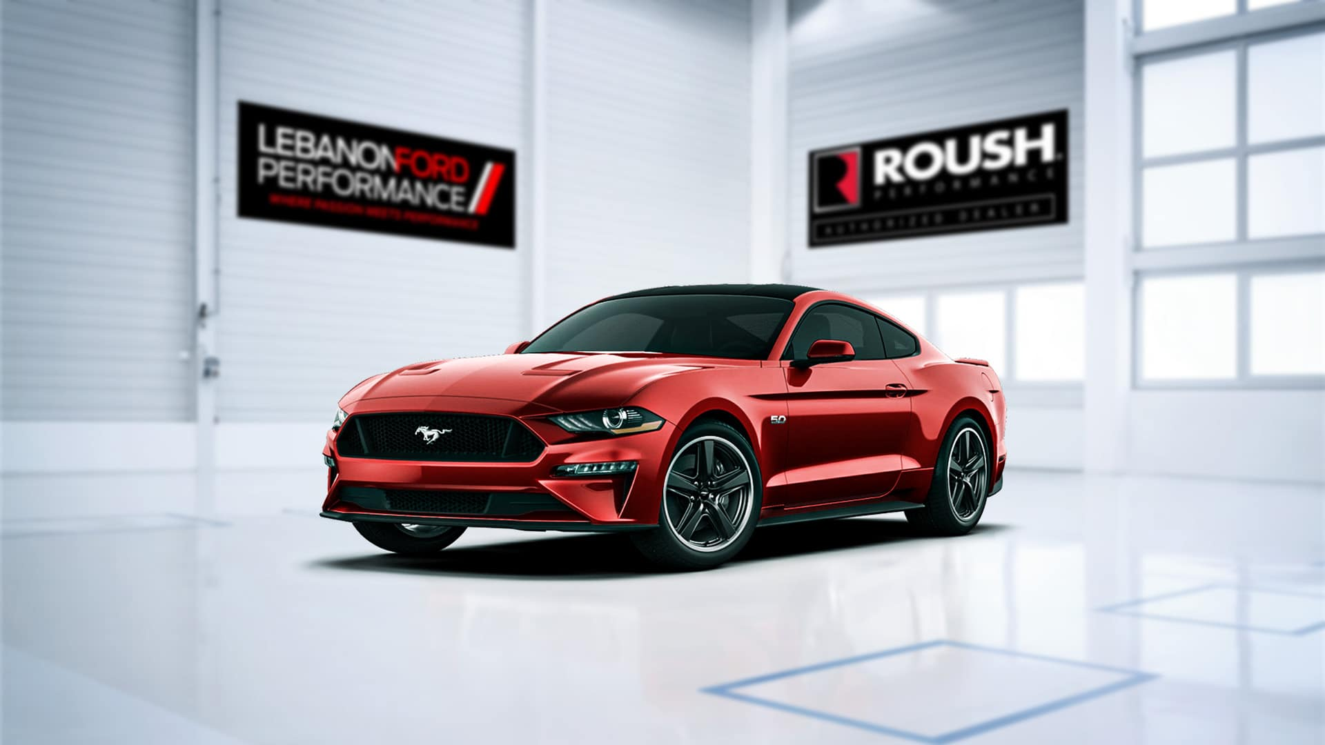 Welcome to Lebanon Ford Performance