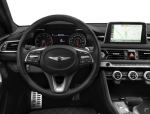 New G70 Interior