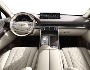 New GV80 Interior