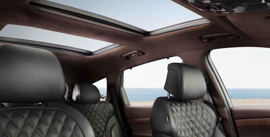 Genesis SUV GV80 Interior