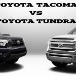 tacoma vs tundra