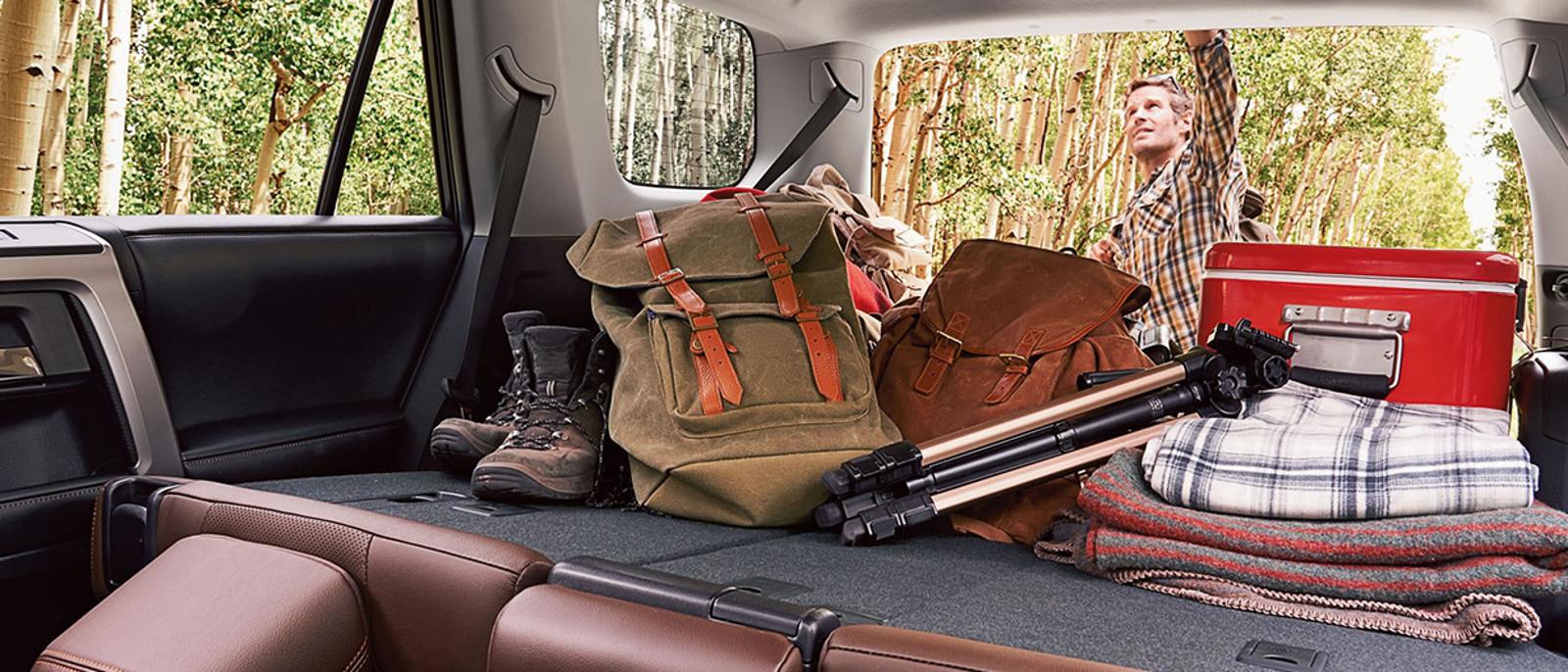 2015 Toyota 4Runner Cargo
