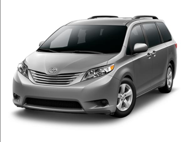 2015 Toyota Sienna profile pic