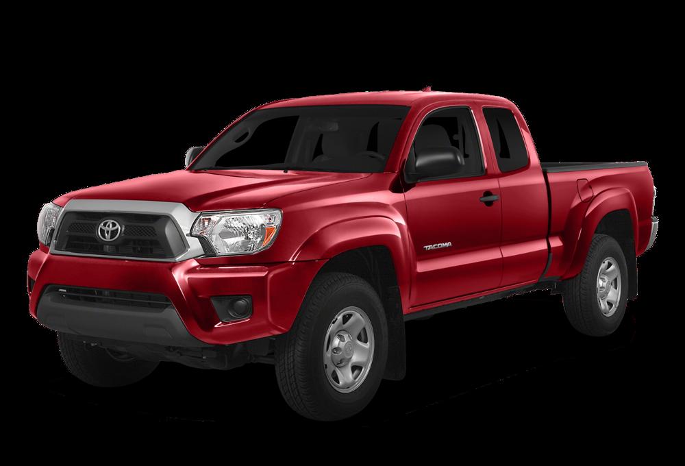 2015 Toyota Tacoma profile