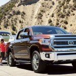 2015 Toyota Tundra Exterior towing boat