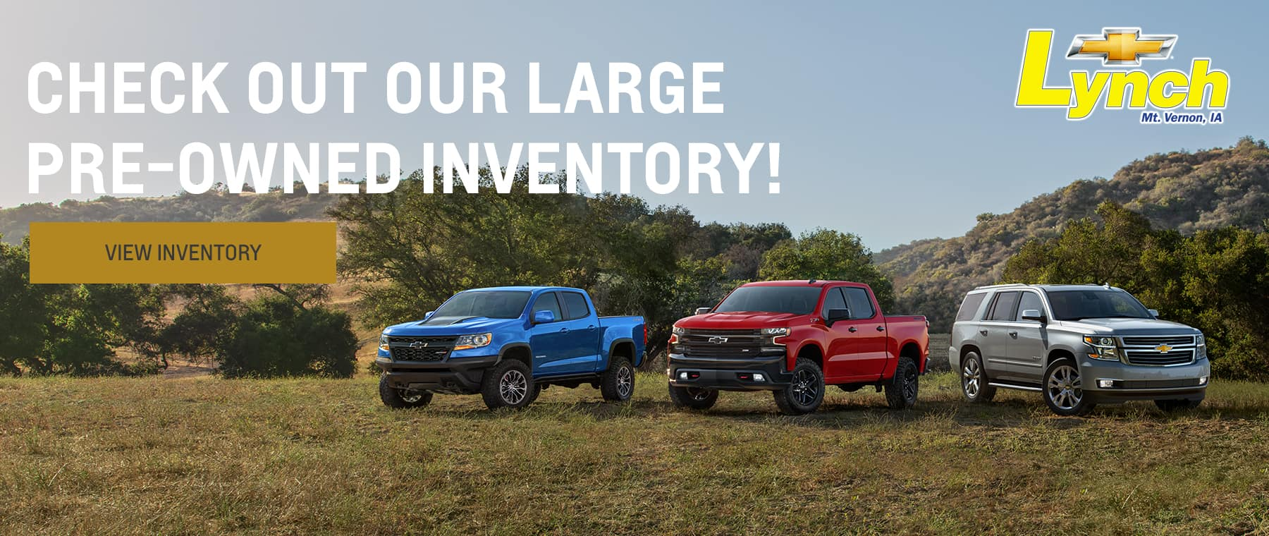Pre Owned Inventory