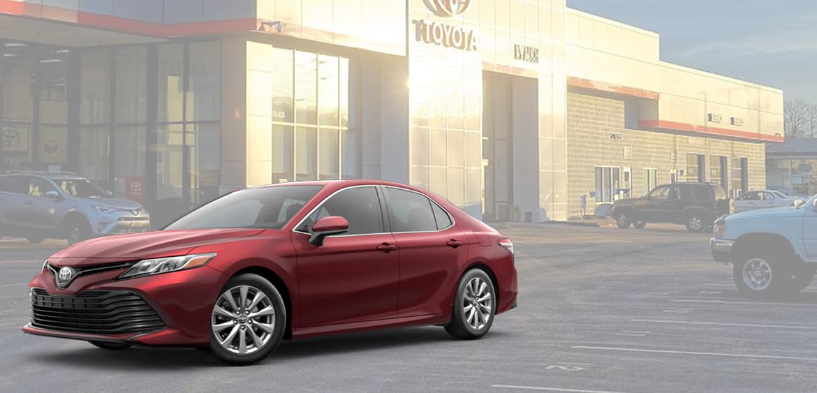 2019 Toyota Camry Lease Special