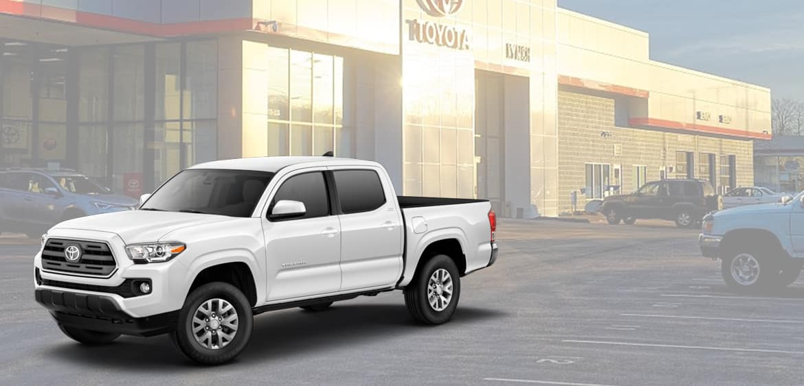2018 Toyota Tacoma Lease Special