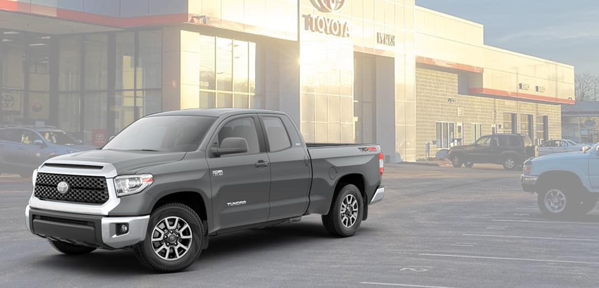 2018 Toyota Tundra Lease Special