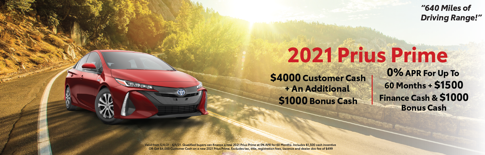 May 2021 – Prius Prime Cash Offers – Lynch Homepage