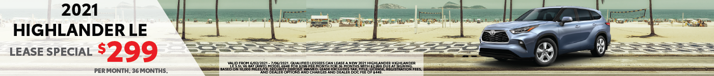 June 2021 – Highlander Offers – Lynch VLP