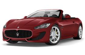 2015 Maserati GT Convertible
