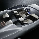 Maserati Alfieri interior rendering