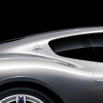 Maserati Alfieri side detail