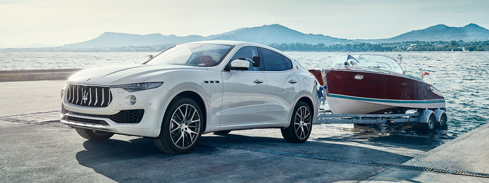 maserati has entered the suv segment, worrying the competition