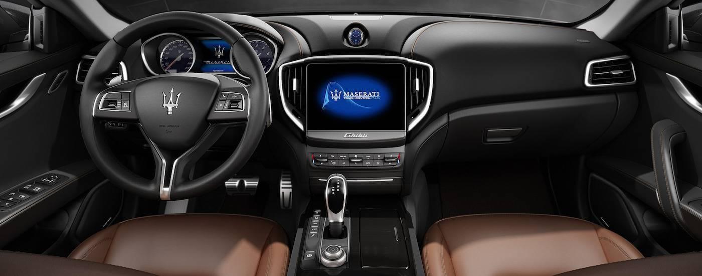 Maserati Ghibli Design