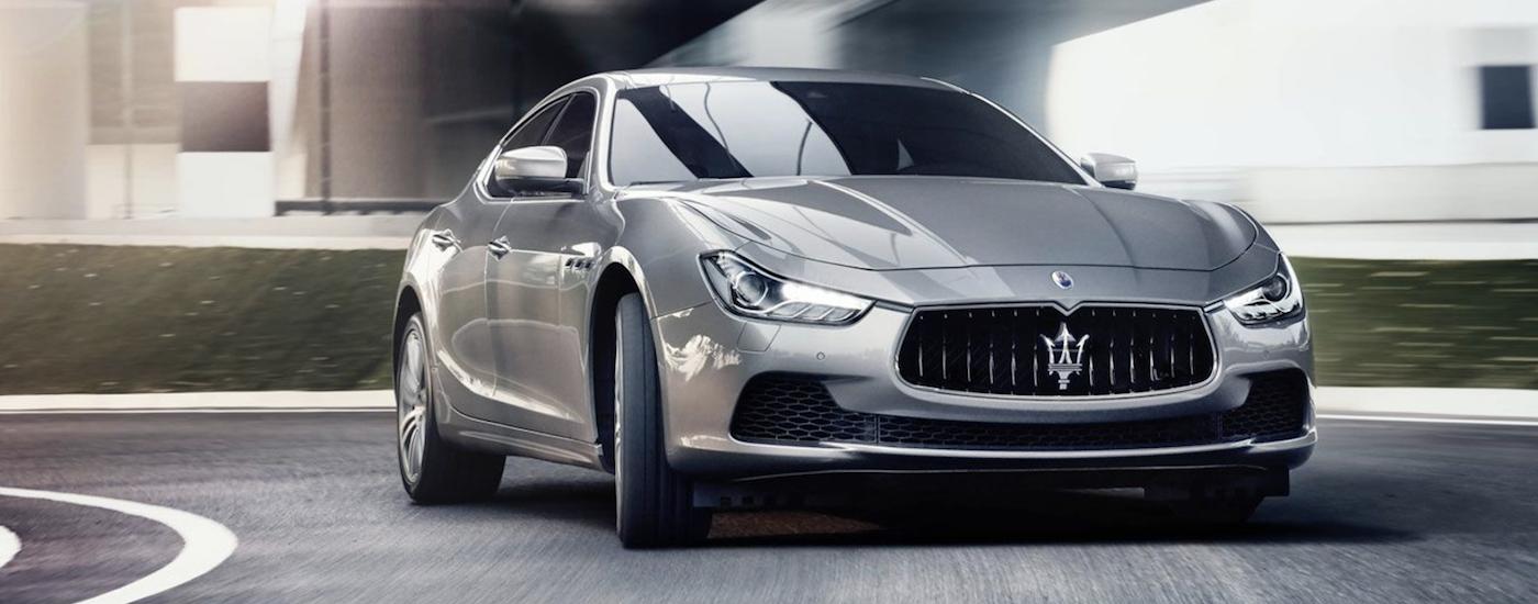 Maserati Ghibli Performance