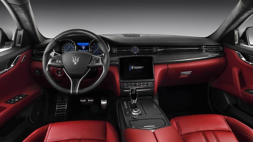 Options, Options, Options: Building a 2017 Maserati Ghibli ...