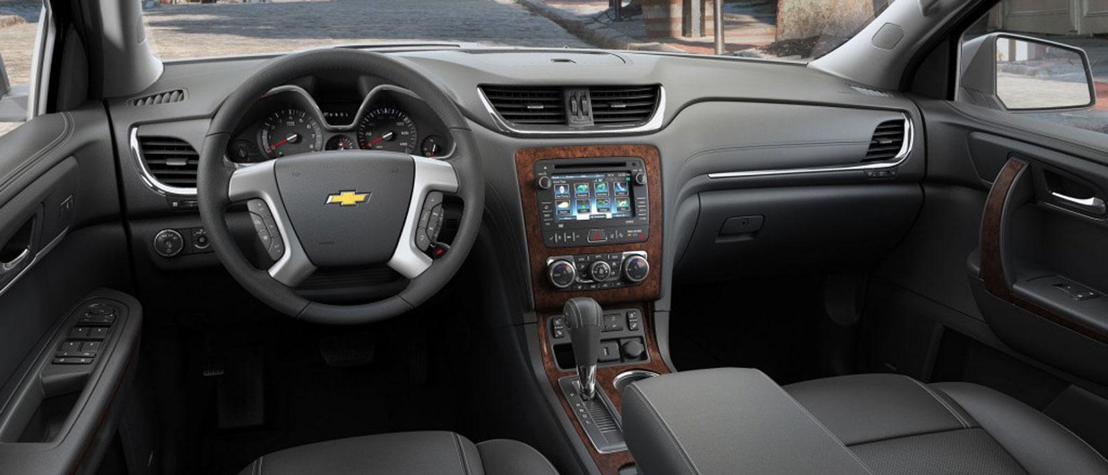 2015 Chevrolet Travese