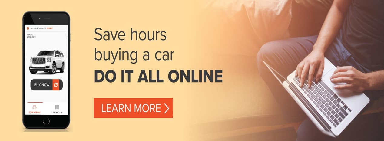 Buy Your Next Car Online at Matthews-Hargreaves Chevrolet