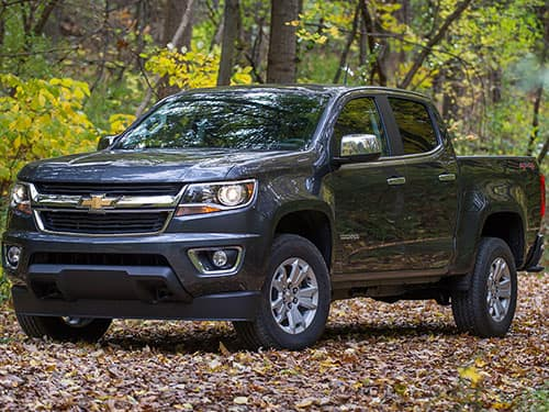 2019 Chevy Colorado FWD LT